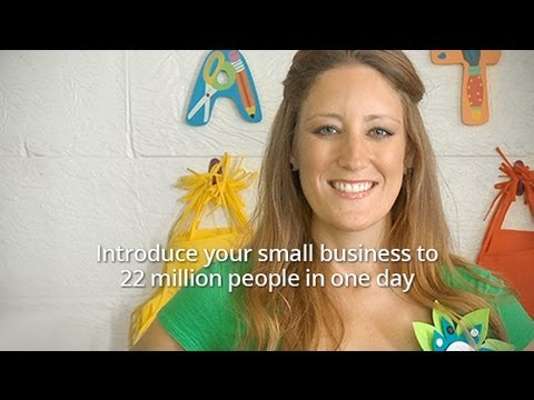 Google & American Express Encourage Small Businesses Video with 'My Business Story'