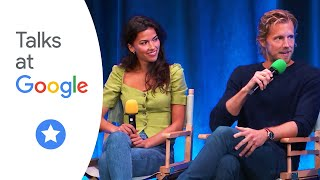 "Cast from CBS's ""Blood & Treasure"" 