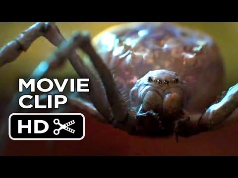 47 Ronin Official Movie Clip Spider 2013 Keanu Reeves Samurai ...