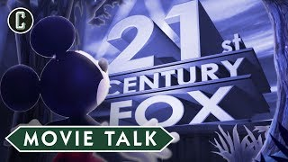 Disney Close To Acquiring Fox - Movie Talk