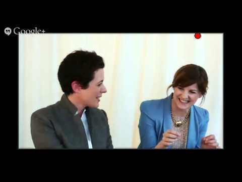 Talk with Garance Doré and Anna Bond