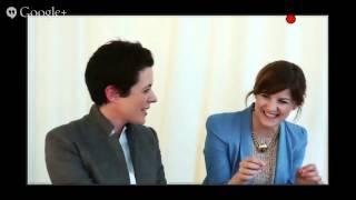 Anna Bond - Talk with Garance Doré and Anna Bond