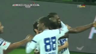 النصر 1-1 الظفرة - هدف التعادل للظفرة (الجولة 15) | AL NASR 1-1 AL DHAFRA