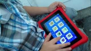 Nabi 2_ Caleb Sharing Some Of His Favorite Apps!