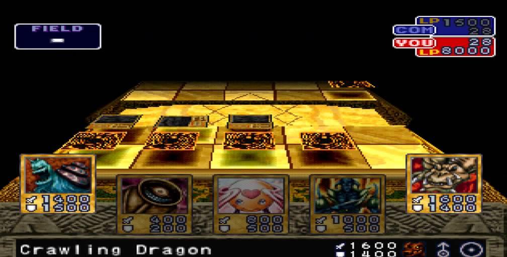 fusion de dragon poderoso yugioh forbidden - YouTube