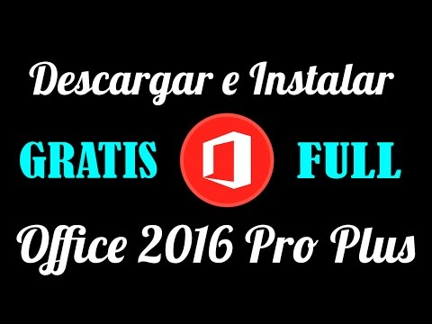 Descargar Office 2016 Professional Plus FULL   GRATIS en Español