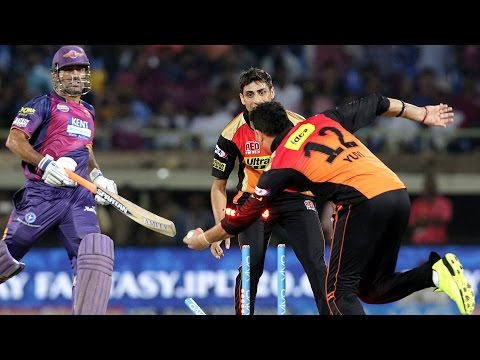 "RPS v SRH: ""That Won Us The Game"" - Henriques On Yuvraj Singh Running Out MS Dhoni"