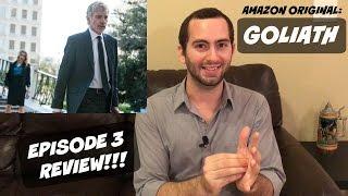 "Goliath Episode 3 Review ""Game On"" | Amazon Original Series | SPOILERS!!!"