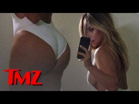 Kim Kardashian's Ass Is Big, And It's Back! video