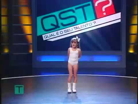 Thumb Mini Lady Gaga, Laura Montana, Brazil: Qual é o seu Talento?