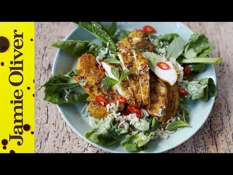 Super Food Chicken Curry | Jamie Oliver