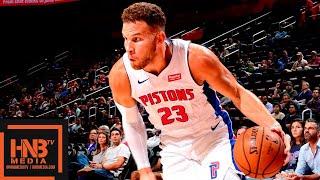 Detroit Pistons vs Washington Wizards Full Game Highlights   10.10.2018, NBA Preseason