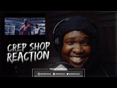 RV FT BANDOKAY, DOUBLE LZ & SJ - CREP SHOP (OFFICIAL VIDEO) (REACTION)