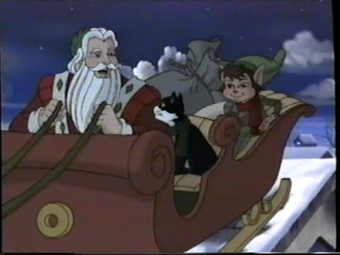 The Life & Adventures of Santa Claus (2000) Teaser (VHS Capture)