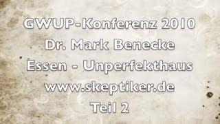 Vorschaubild Dr. Mark Benecke