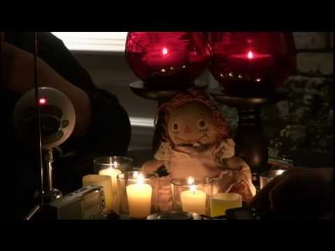 Haunted Annabelle Doll The Conjuring Movie Ghost Hunt