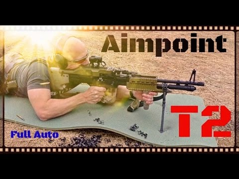 Aimpoint T-2 Micro Red Dot Review (HD)