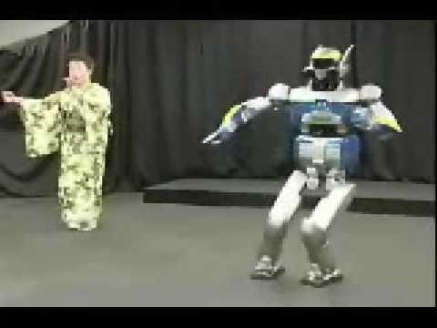 Sony's robot technology