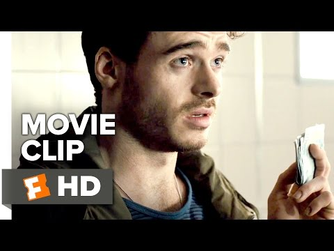Bastille Day Movie CLIP - Interrogation (2016) - Idris Elba, Richard Madden Movie HD