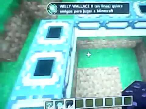 Como hacer un portal al mundo Enderman en Minecraft Xbox 360 Edition