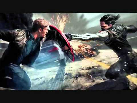 The Korey and Martin Show  - 'Captain America:The Winter Soldier'