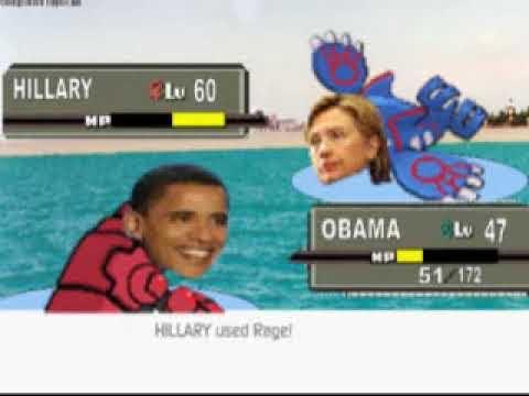 Obama Vs. Hillary