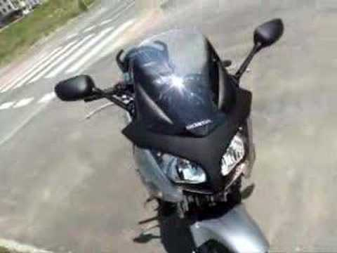 honda cbf 600 s 2008. movie Video