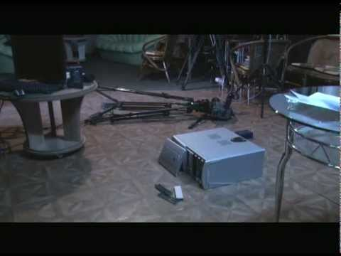 Sediul Elita TV vandalizat la Rezina