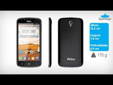 Smartphone Philco Phone 530 Grafite - Submarino.com.br