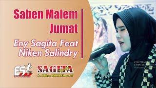 Download Lagu Eny Sagita feat. Niken Salindry - Saben Malem Jum'at [OFFICIAL] Gratis STAFABAND