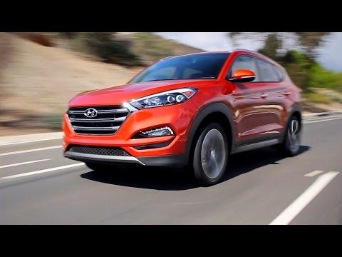 2016 Hyundai Tucson - Review and Road Test