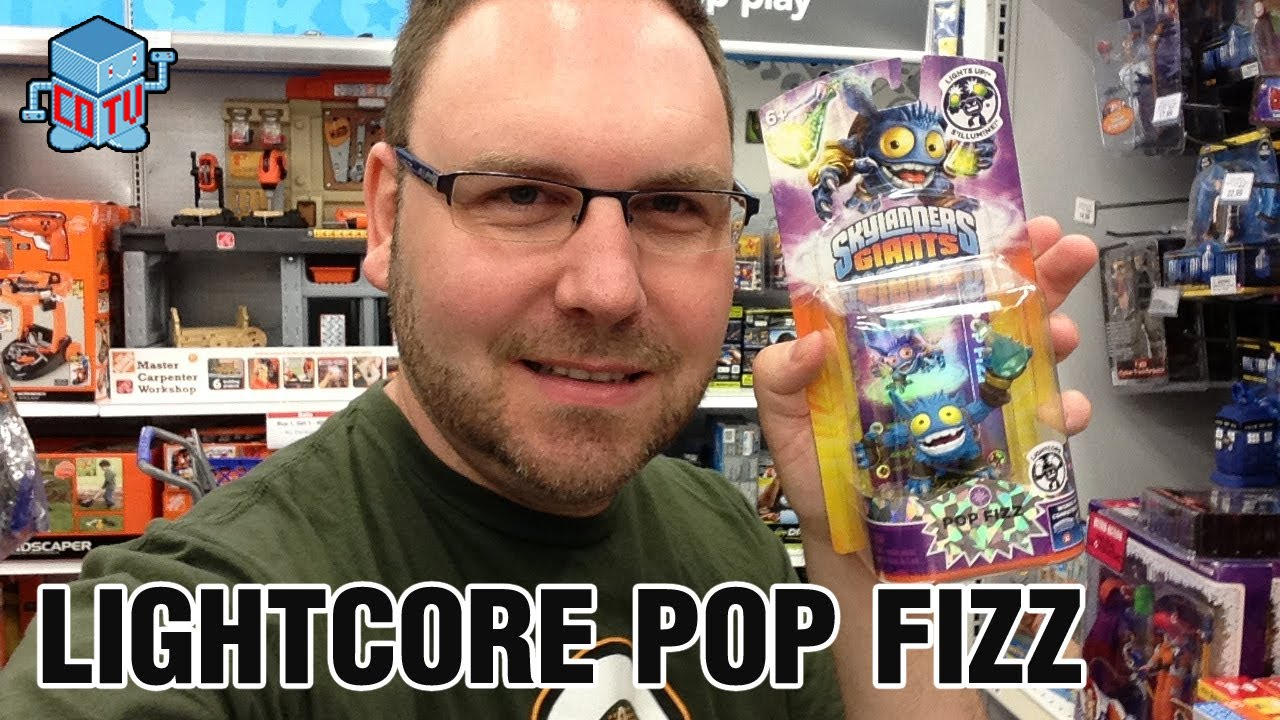 Lightcore Punch Pop Fizz Lightcore Pop Fizz