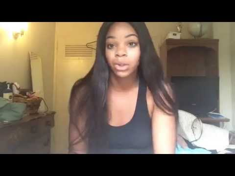 Real Customer's Review Of WOWAfrican Brazilian Virgin Hair Weaves and Silk Base Closure!!!