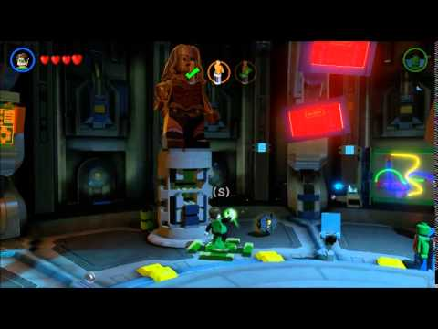 Talx plays: Lego Batman 3- Beyond Gotham! ep 3- Bat-rocket engineering