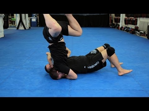 Arm Triangle Choke from Side Control | MMA Submissions