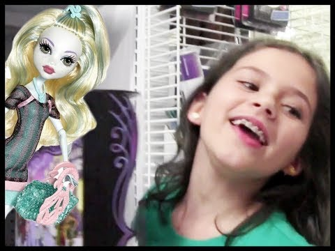 MONSTER HIGH DOLL HUNTING, CRAZY CROP DUSTER, & EMMA IS A HORSE!! | KITTIESMAMA