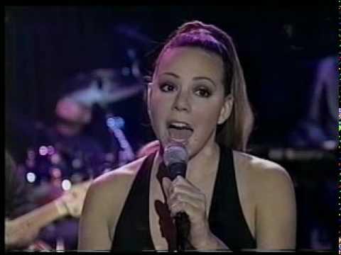 Mariah Carey I Still Believe@Rosie ODonnell Show 1999HQ