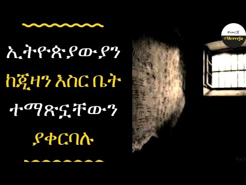 A Message From Ethiopians In jezails