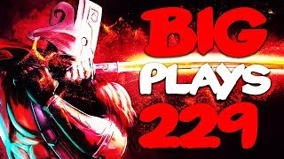 Dota 2 - Big Plays Moments - Ep. 229