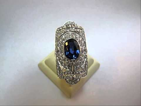 ราคาแหวนครึ่งสลึงวันนี้ แหวนพลอยไพริน