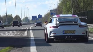 Supercar Accelerations ONTO HIGHWAY! GTRs, F12 TDF, RS6, Aventador Capristo 458, GT3 RS etc!