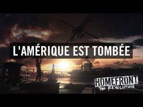 """Homefront: The Revolution - Bande-annonce """"L'Amérique est tombée"""" (officiel) [FR]"""