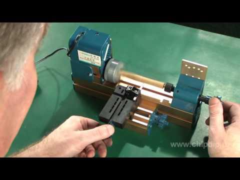 Микро токарные станки своими руками