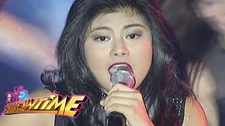The X-Factor Australia Grand winner Marlisa Punzalan on It's Showtime!