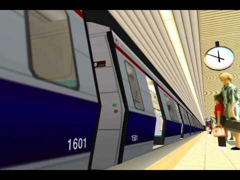[OpenBVE]istanbul Metro M2