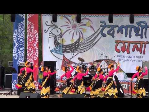 Boishakhi Mela Dallas 2014-Fagunero Mohonay by BEST Kids