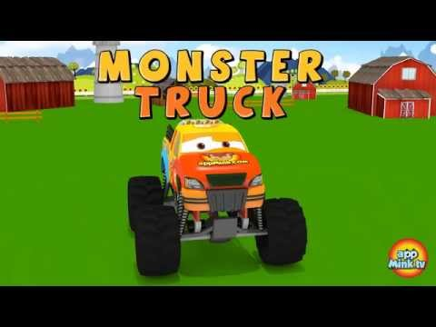 Disney Cars Monster Truck Toys Toy Monster Truck Toy
