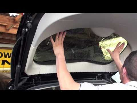 How Car Window Tinting Is Done - A Great After-Market Upgrade