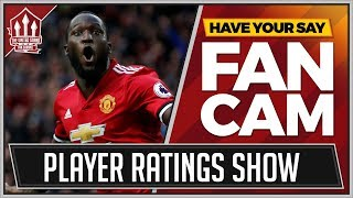 Manchester United Player Ratings! Huddersfield 0-2 Man United FA CUP