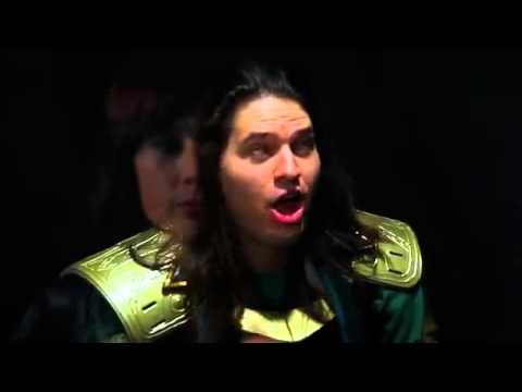 """Get Loki""  by The Avengers PL(Parodia 'Get Lucky'"